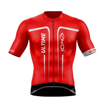 Maillot MC ICON rouge