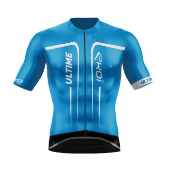 Maillot MC ICON bleu