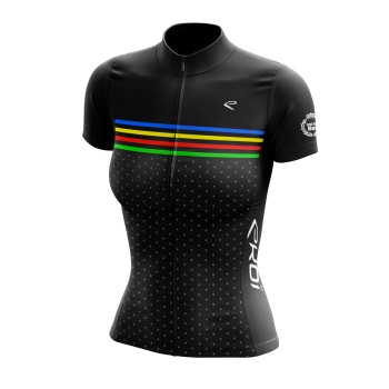 Maillot EKOI just for her colors noir