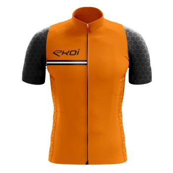 Maillot EKOI HEXA Orange fluo