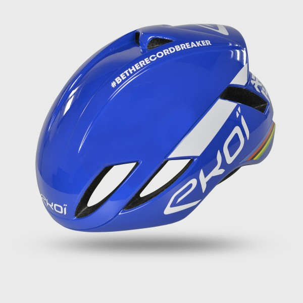 Casco EKOI AR14 Blu