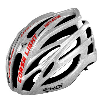 Casque EKOI CORSA LIGHT REFLECTIVE
