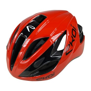 Helmet EKOI AR13 Red/Black
