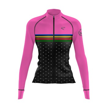 Maglia invernale EKOI JUST FOR HER Colors Rosa