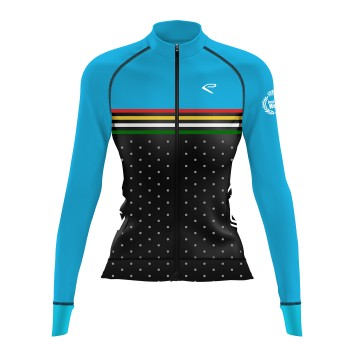 MAILLOT INVIERNO EKOI JUST FOR HER COLORS AZUL
