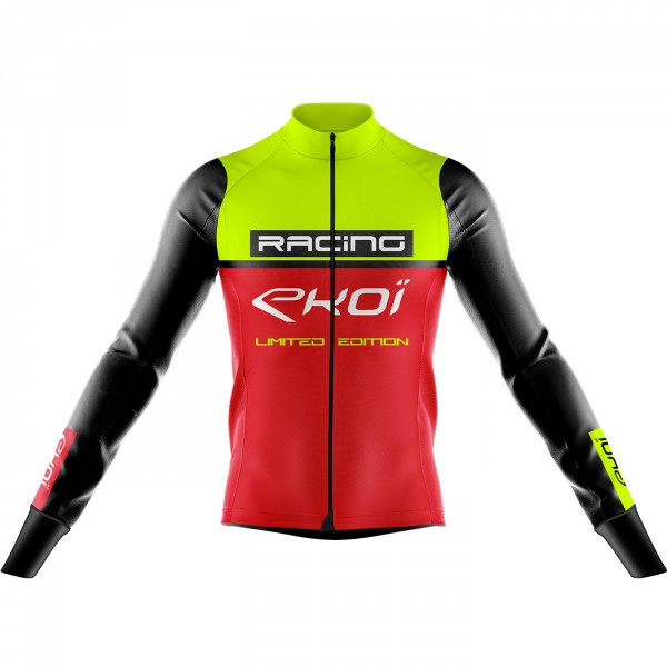 Jersey EKOI RACING 7°C  Yellow/Red