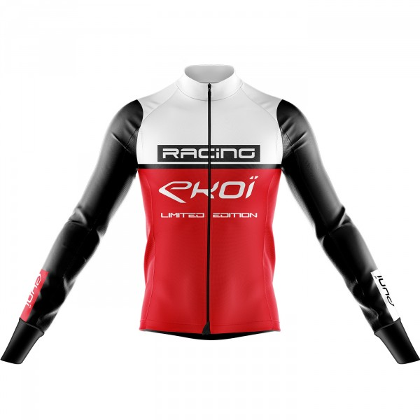 Jersey EKOI RACING 7°C White/Red
