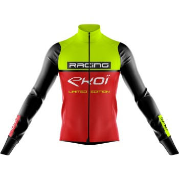 Thermal Jacket EKOI RACING 0° Yellow/Red