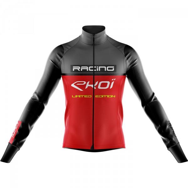Chaqueta térmica  Grand Froid EKOI RACING -5° Gris Rojo