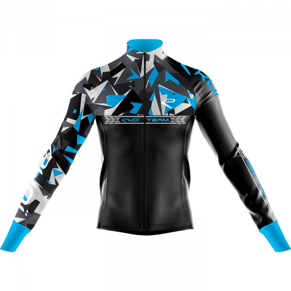 Thermal Jacket  EKOI TEAM 0° Blue