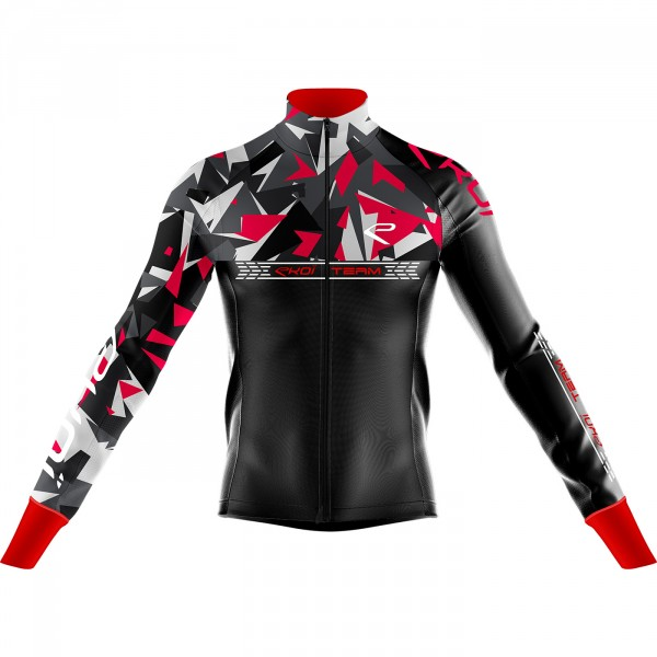 Thermal Jacket EKOI TEAM 0° Red