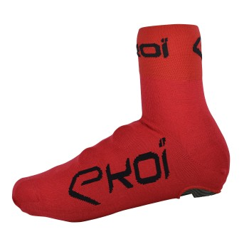 Cover Shoes EKOI microfibres Red