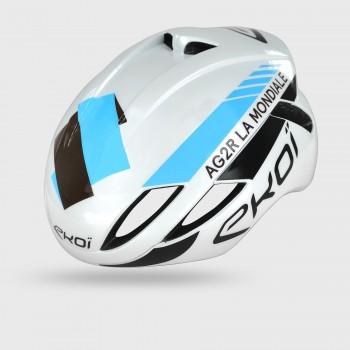 EKOI PROTEAM ヘルメット AR14 - AG2R LA MONDIALE Pro Cycling Team 2020 モデル
