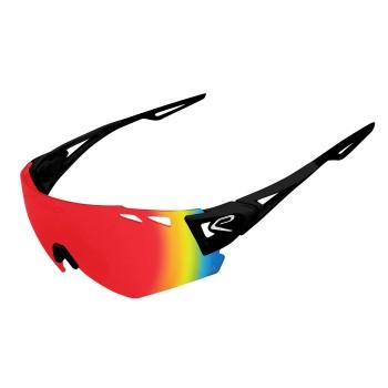 Gafas EKOI PERSOEVO10 LTD Negro Revo Rojo