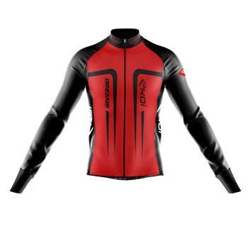 Winter Jersey EKOI INVERNO Red