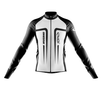 Winter Jersey EKOI INVERNO White