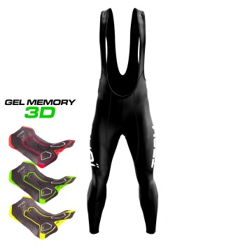 Winter  Bibtights  EKOI WR TEAM Gel MEMORY 3D