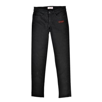 Lange bukser EKOI SPORT CHIC sort