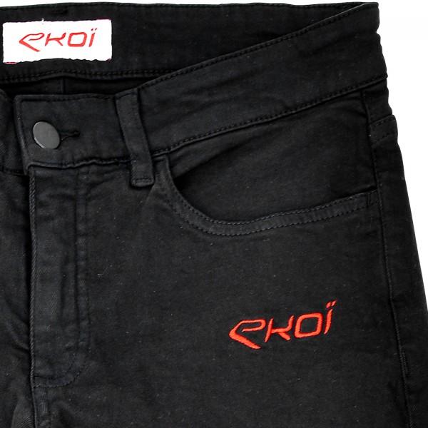 Pantalon EKOI SPORT CHIC Noir