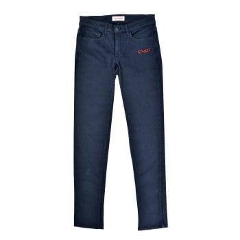 EKOI SPORT CHIC bukser i Navy