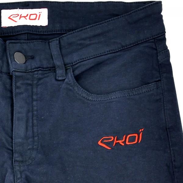 Pantalon EKOI SPORT CHIC Navy