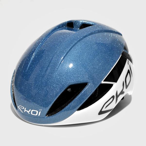 Casque EKOI AR14 REFLECTIVE Bleu