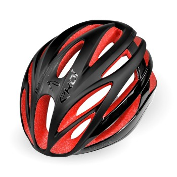 Helmet EKOI ELIO MAGNETIC BLACK EPS RED