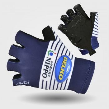 Road Cycling Gloves EKOI Proteam NIPPO DELKO 2020