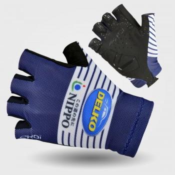 Road Cycling Gloves Perforato EKOI Proteam NIPPO DELKO 2020