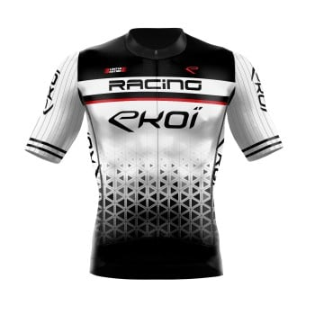 MAILLOT EKOI RACING LTD BLANCO