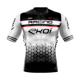 Zomershirt EKOI RACING LTD Wit