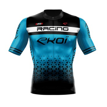 Zomershirt EKOI RACING LTD Blauw