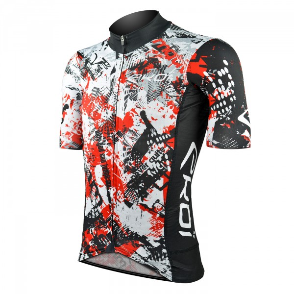 Cycling Jersey  EKOI ROCK REVOLUTION