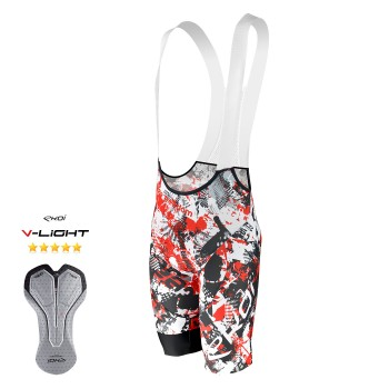 Bibshorts  Gel V-LIGHT EKOI ROCK REVOLUTION