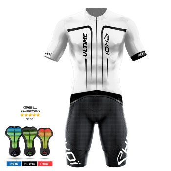 Maillot MC ICON blanc