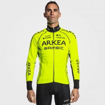 Winter jacket EKOI ARKEA SAMSIC Pro Team Yellow