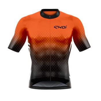 Summer jersey EKOI STAR Neon Orange