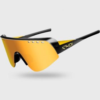 Brýle EKOI TWENTY LTD Černá/Zlatá Cat3 HD Zlatá