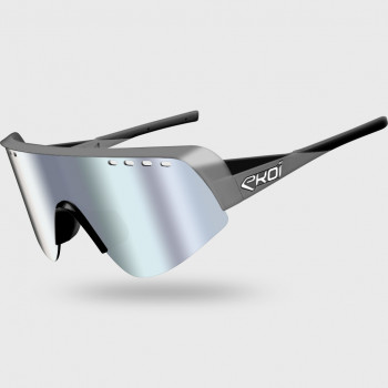 Brýle EKOI TWENTY LTD Šedá/Černá Cat3 HD stříbrné