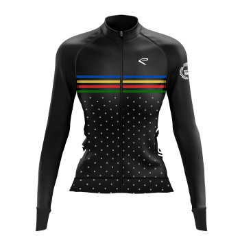 MAILLOT INVIERNO EKOI JUST FOR HER COLORS NEGRO