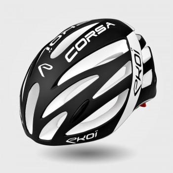 Helmet EKOI CORSA EVO Matt Black
