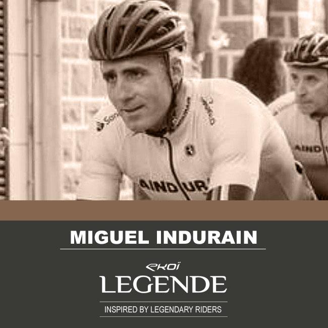 EKOI Legende Miguel Indurain