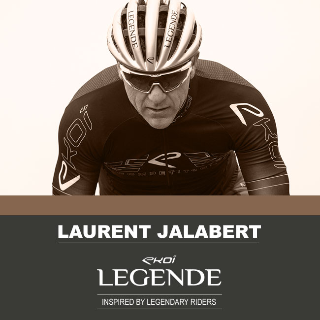 EKOI Legende Laurent Jalabert