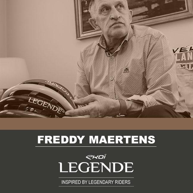EKOI Legende Freddy Maertens