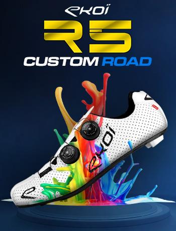 EKOI chaussures personnalisées vélos
