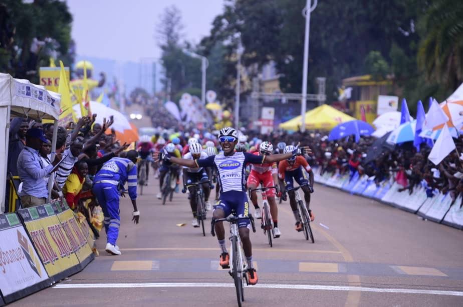 Kinfe Hailemichael remporte la deuxième étape du Tour du Rwanda (Nippo Delko One Provence)