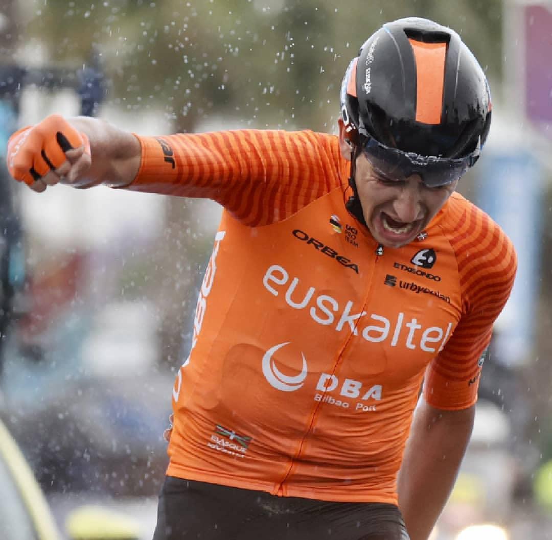 Antonio Jesús Soto wins the Tour of Murcia