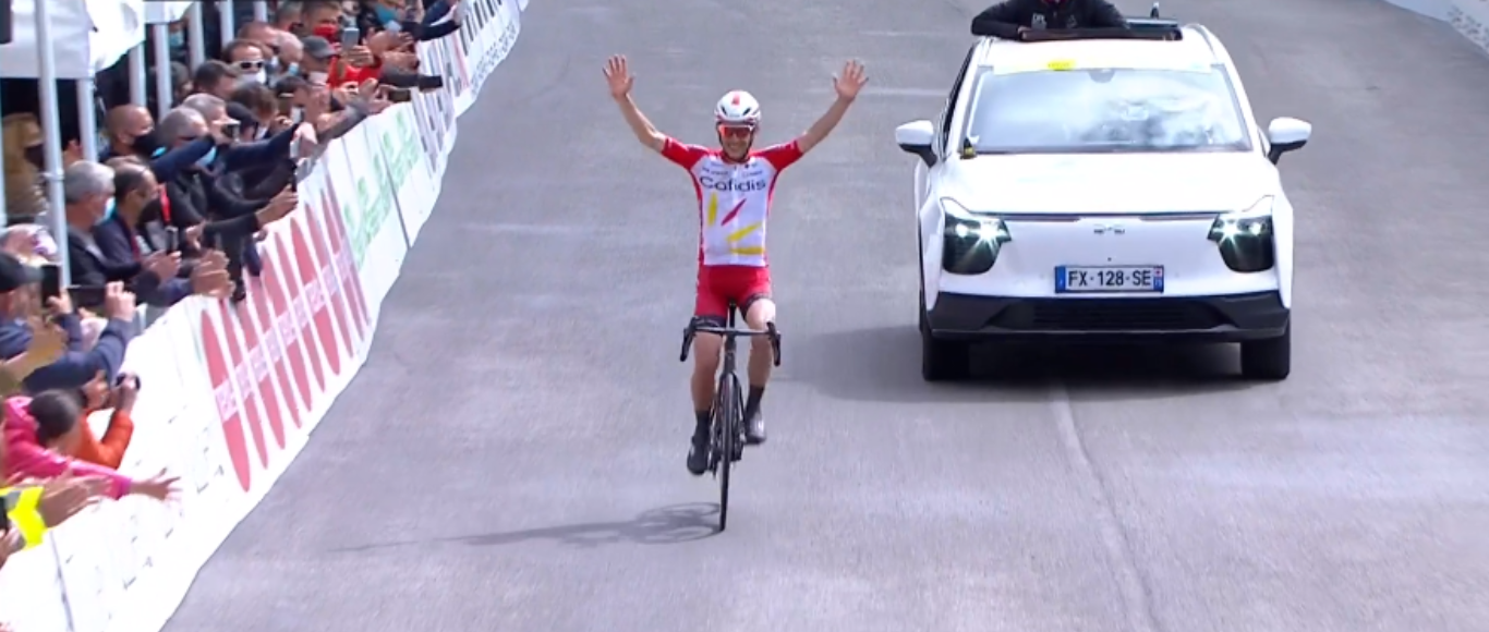 Guillaume Martin Victory on Mercan'Tour Classic Alpes-Maritimes