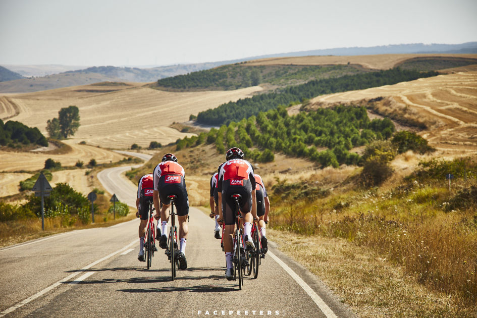 Lotto Soudal at the Vuelta