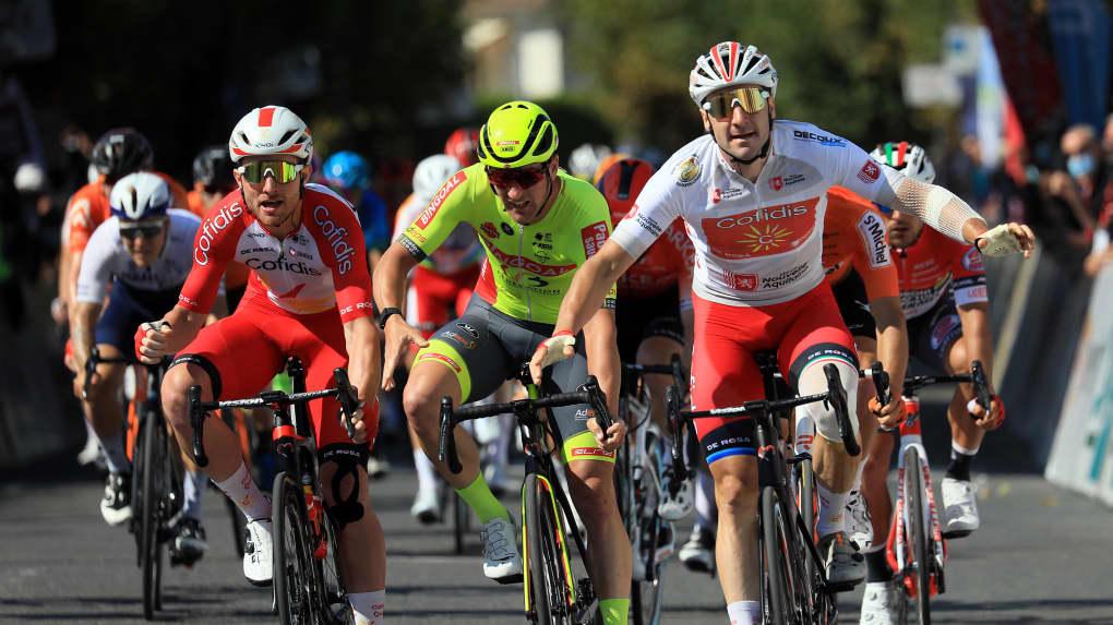 Elia Viviani remporte la 3e étape du Tour du Poitou-Charentes